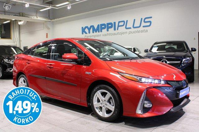 Toyota PHEV 1