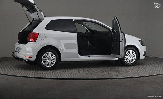 Volkswagen Polo Van 6