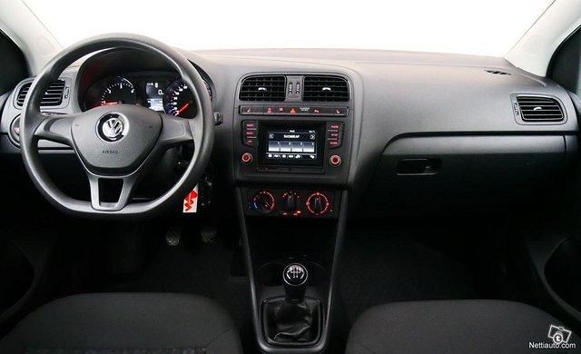 Volkswagen Polo Van 8