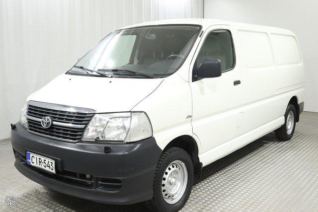 Toyota Hiace 7