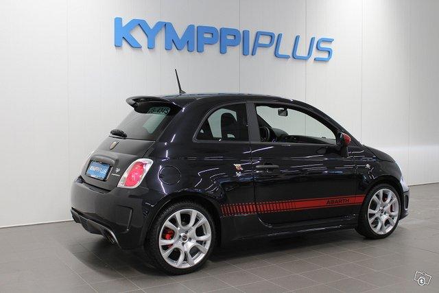 Fiat Abarth 500 4