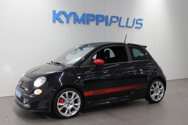 Fiat Abarth 500 5