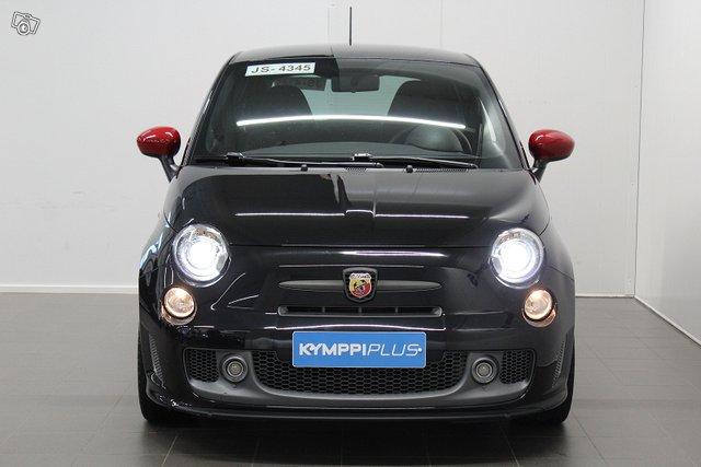 Fiat Abarth 500 8