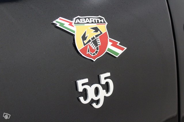 Fiat Abarth 500 25