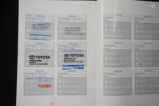 Toyota Auris 24