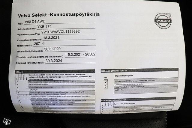 Volvo V90 23
