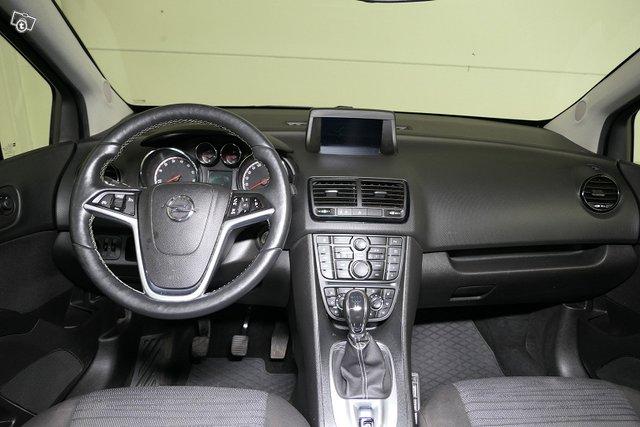 Opel Meriva 9