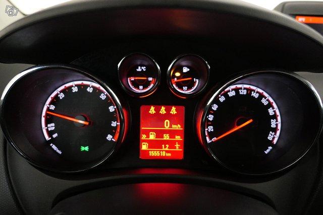 Opel Meriva 10
