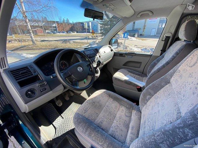 Volkswagen Transporter 16