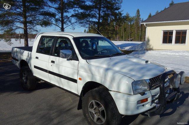 Mitsubishi L200 5
