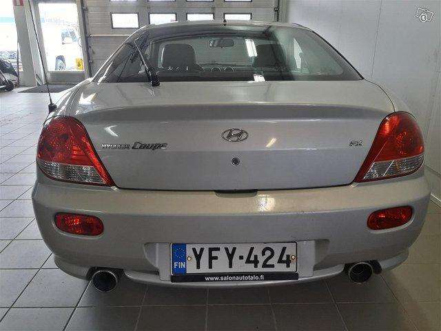 Hyundai Coupe 3