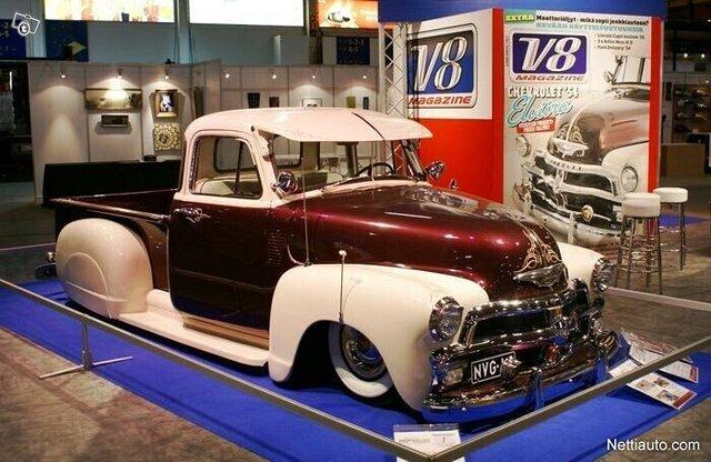 Chevrolet Pickup 14