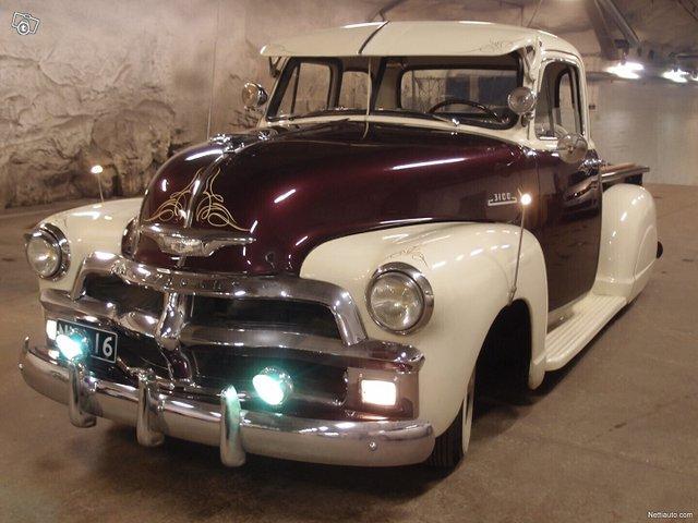Chevrolet Pickup 20