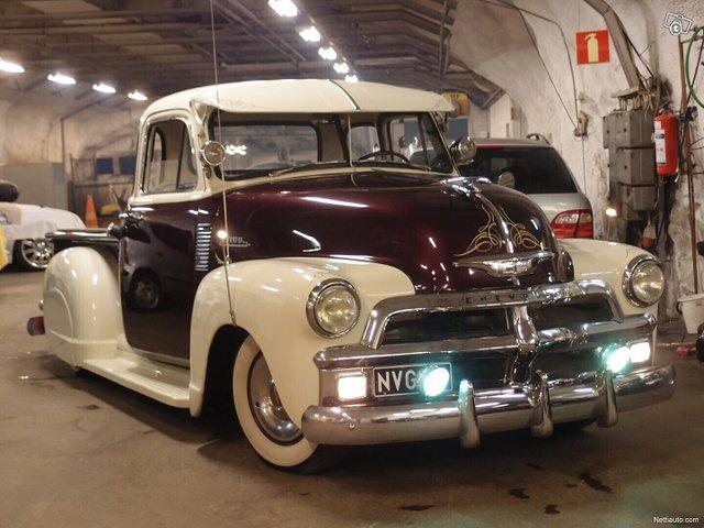 Chevrolet Pickup 22