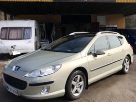 Peugeot 407, Autot, Lappeenranta, Tori.fi