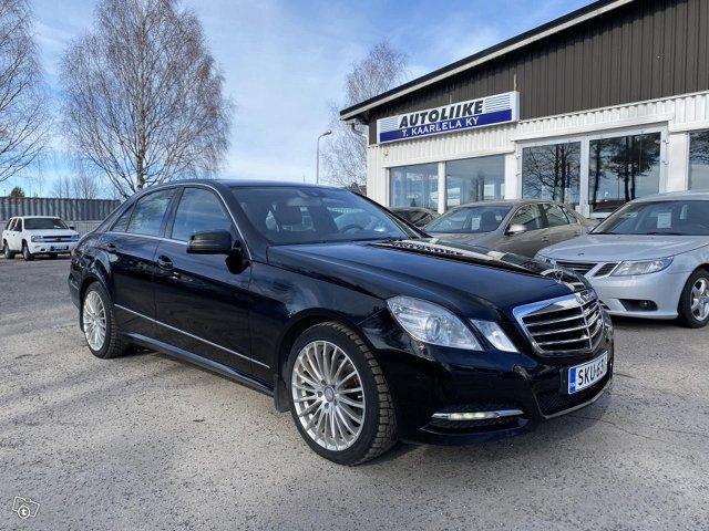 Mercedes-Benz E 200 CDI AUT Avantgarde
