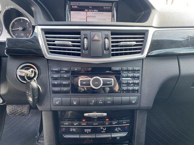 Mercedes-Benz E 200 CDI AUT Avantgarde 7