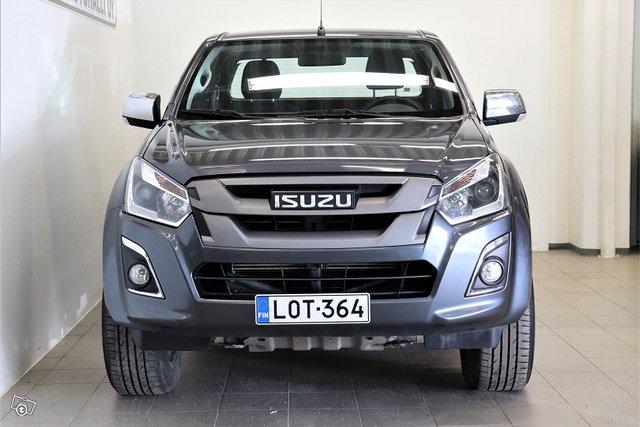 ISUZU D-MAX 2