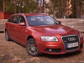 Audi A6, Autot, Hamina, Tori.fi