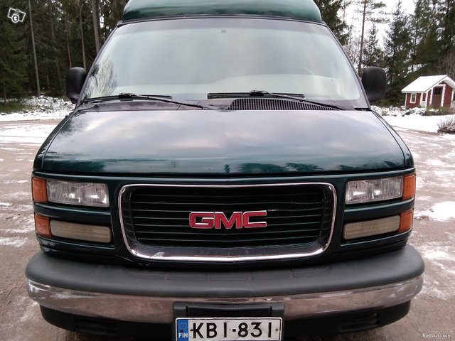 Chevrolet Express 1500 3
