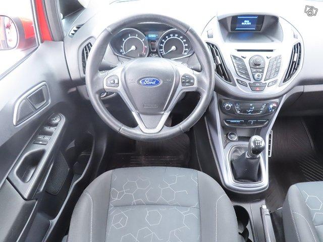 Ford B-Max 13