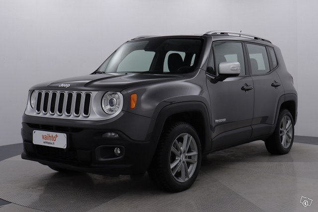 Jeep RENEGADE, kuva 1