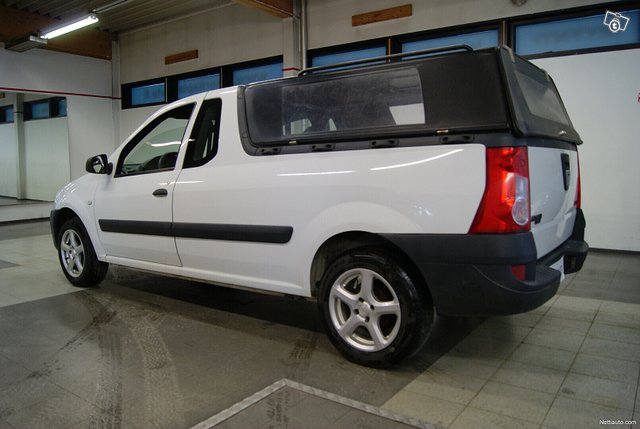 Dacia Logan Pick-Up 2