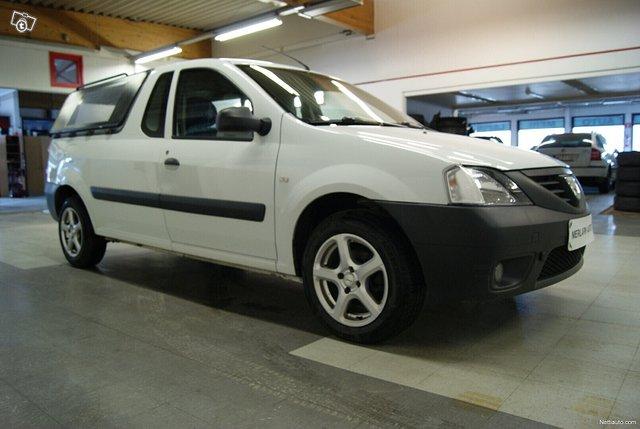 Dacia Logan Pick-Up 3