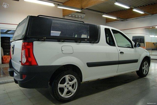 Dacia Logan Pick-Up 4