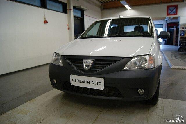 Dacia Logan Pick-Up 5