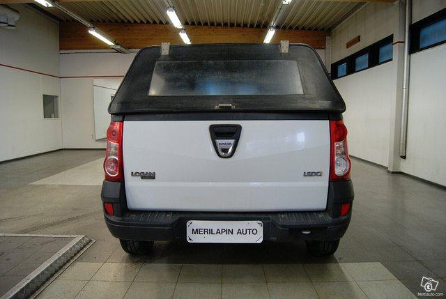 Dacia Logan Pick-Up 6