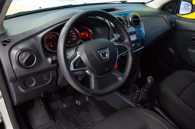 Dacia Sandero 13