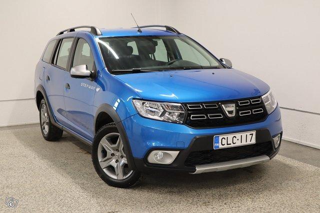 Dacia Logan MCV / Navigointi / Peruutustutka / Blu