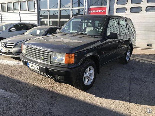 Range-Rover Range Rover