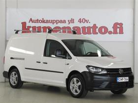 Volkswagen Caddy Maxi, Autot, Isokyrö, Tori.fi