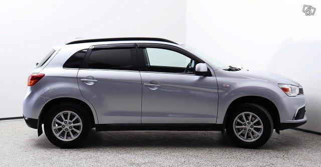 Mitsubishi ASX 6