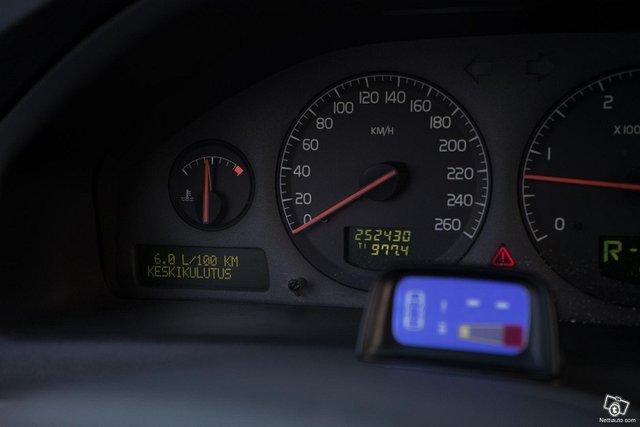Volvo S80 15