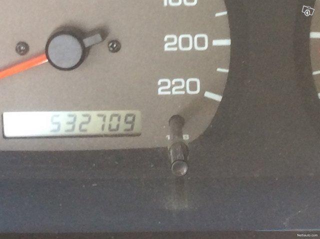 Nissan Almera 20