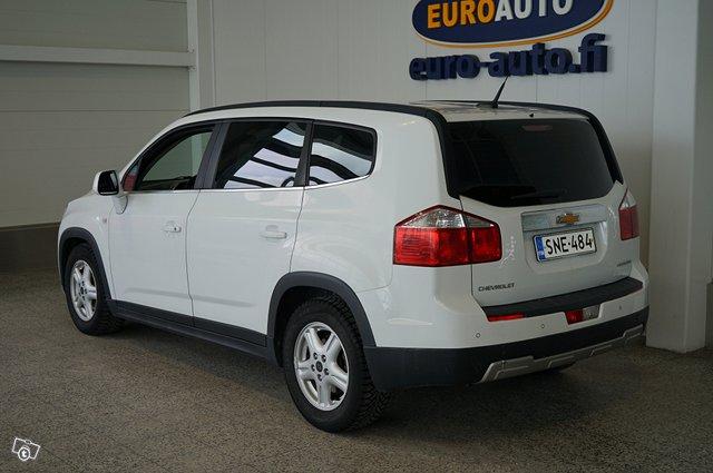 Chevrolet Orlando 3