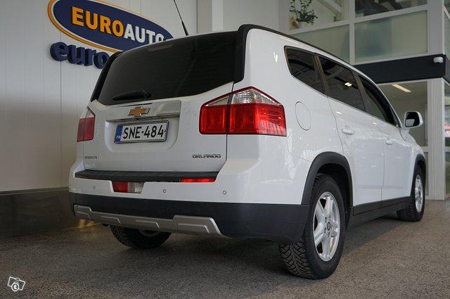 Chevrolet Orlando 8