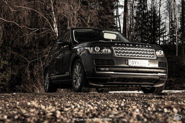 Land Rover RANGE-ROVER 5