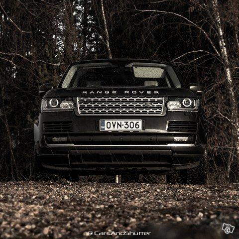 Land Rover RANGE-ROVER 6