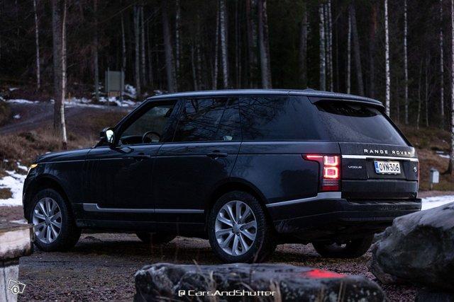 Land Rover RANGE-ROVER 14