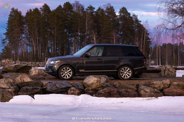 Land Rover RANGE-ROVER 15