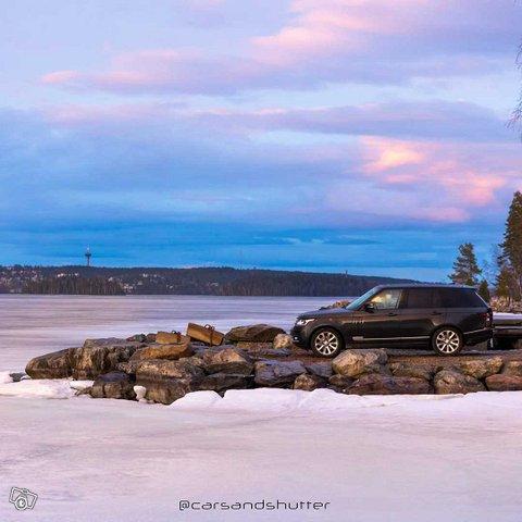 Land Rover RANGE-ROVER 17