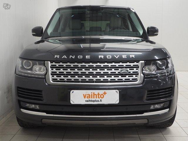 Land Rover RANGE-ROVER 21