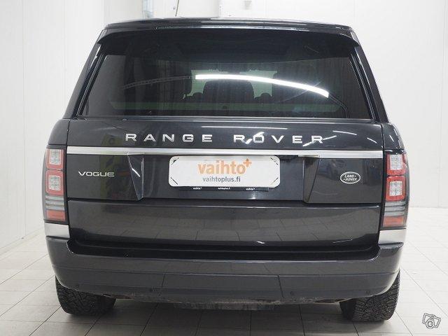 Land Rover RANGE-ROVER 25