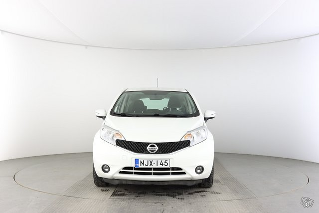 Nissan Note 8