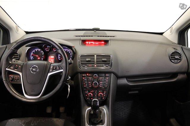 Opel Meriva 11