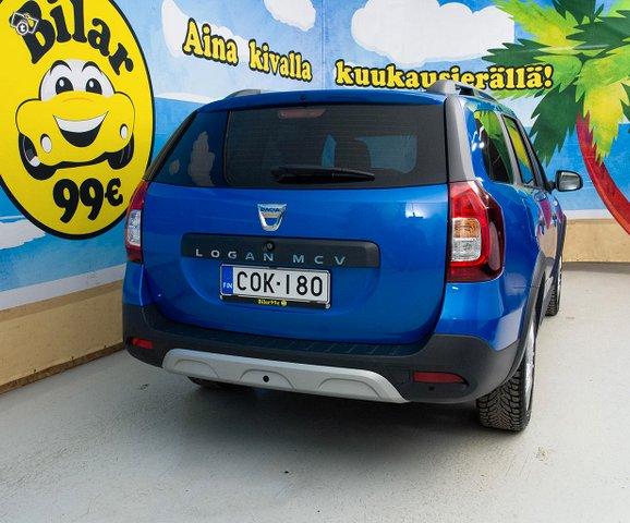 Dacia LOGAN MCV 9